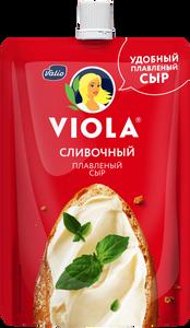 """Сыр плавленый Viola """"Сливочный"""", 180 г"""