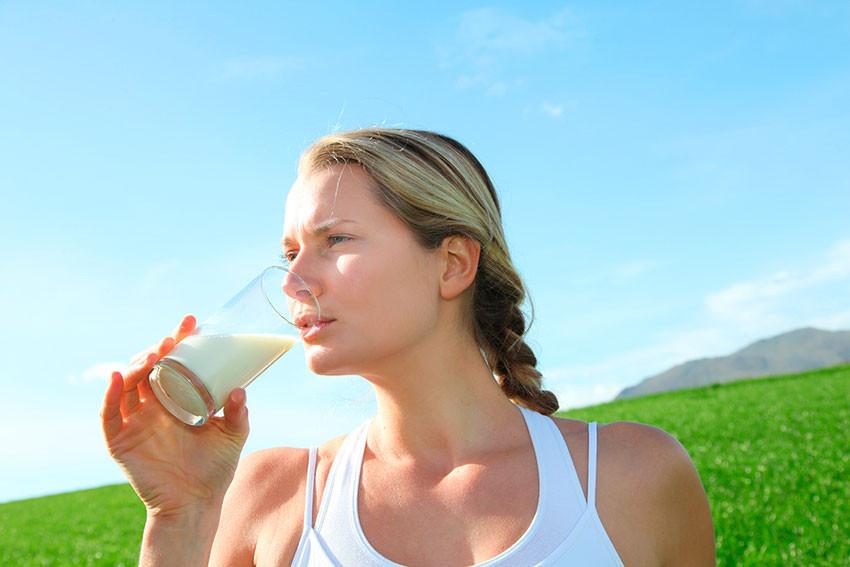 Гармония и молочные продукты