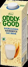 Овсяный напиток Valio Oddlygood, обогащенный витаминами и минералами, 1 л