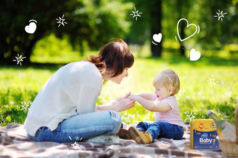 Ребенку от 1 года и 3 месяцев до 1 года и 6 месяцев