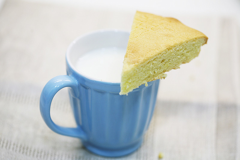 Тесто на соленом масле