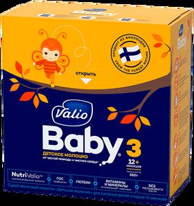 Сухой молочный напиток «Детское молочко» Valio Baby 3 NutriValio  для питания детей старше 12 месяцев