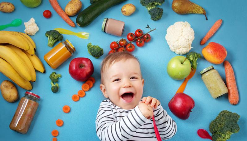 Белки, жиры и углеводы в питании ребенка