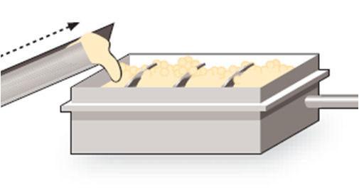 Масса для изготовления сыров