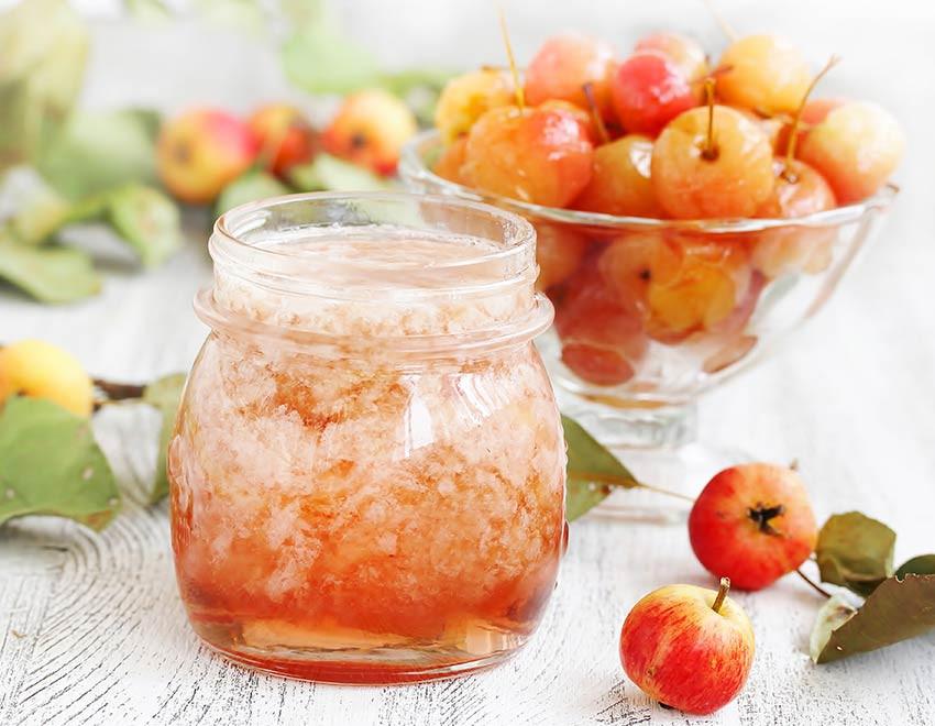 Природные источники пектина — фрукты