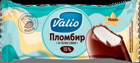Мороженое эскимо пломбир с ароматом ванили в молочном шоколаде Valio, 80 г