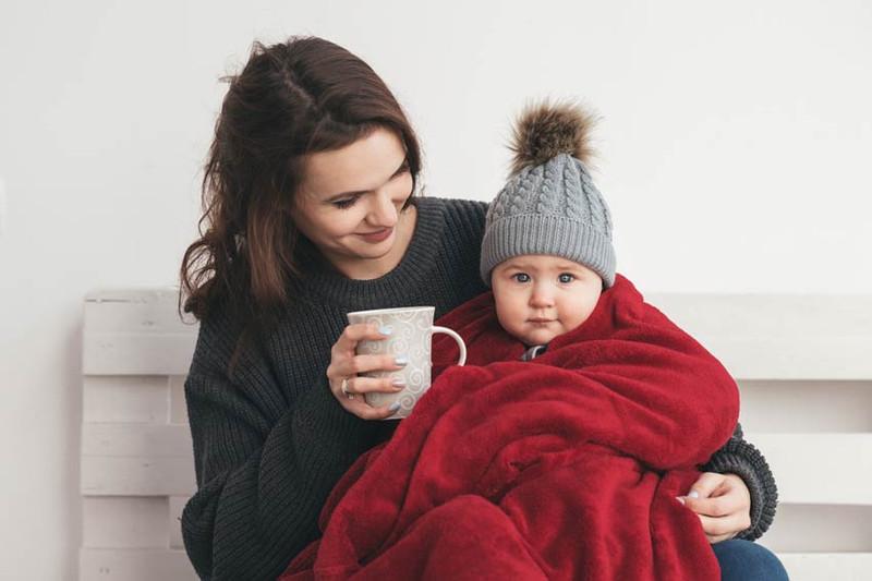 Лечение кашля у малыша