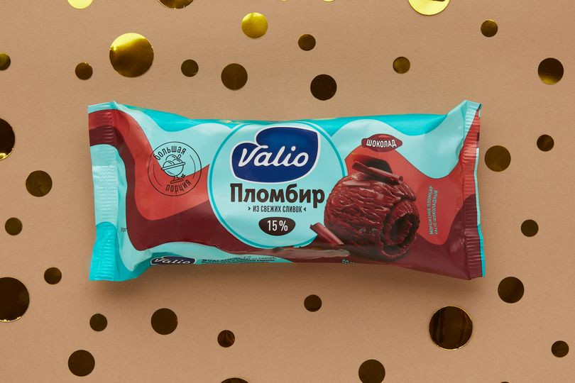 Мороженое пломбир шоколадный Valio.jpg