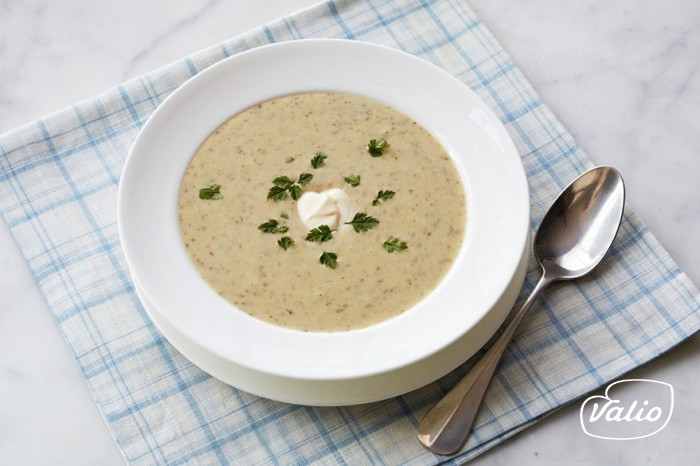 Щавеливый суп