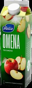 Яблочный сок Valio, обогащенный витамином С, 1 л