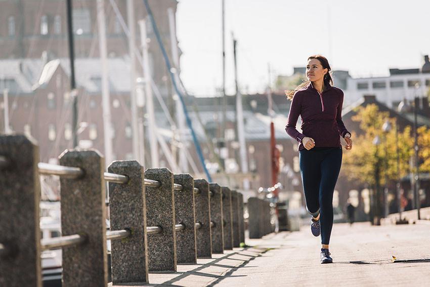 Занятия спортом против заедания стресса